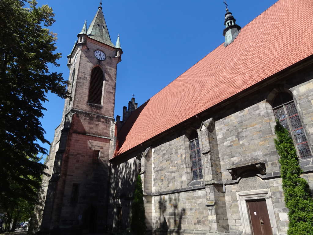 Research from Końskie Area Churches