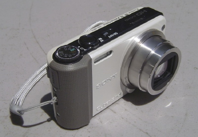 Digital Camera Technology - Sony DSC-HX7V