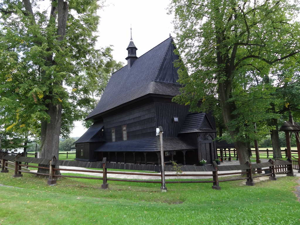 Wooden Church, St. Ursula in Gosprzydowa